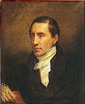 Pierre-Antoine Lebrun - Pierre-Antoine Lebrun in a painting from the 2nd quarter of the 19th century.