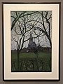 Piet Mondrian - St. James Church (Q22115348, framed).jpg