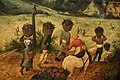 Pieter Brueghel the Elder, Haymaking, 1565, Lobkowicz Palace (4) (25914036720).jpg
