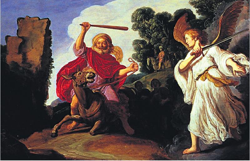 File:Pieter Lastman Bileam und die Eselin 1622.tiff