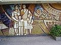 PikiWiki Israel 15770 The mural quot; The Kibbutz familyquot; in Kibbu.JPG