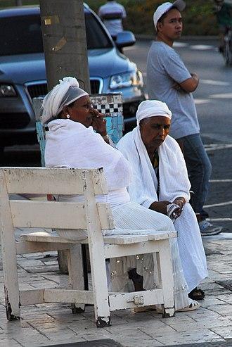 Beta Israel - Beta Israel women in Israel