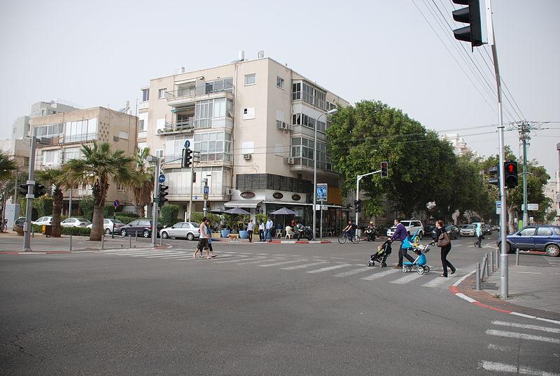 Tel Aviv street