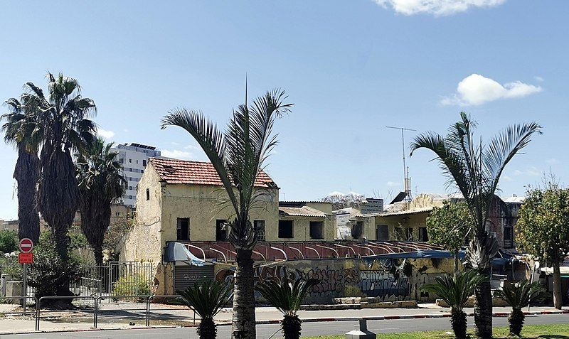 דרך בן צבי 68-70 בתל אביב