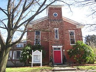 Ferguson Township, Centre County, Pennsylvania - St. Alban's Anglican Church in Pine Grove Mills