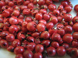 pink peppercorn