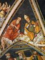 Pinzolo, San Vigilio, interior frescos 013.JPG