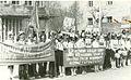 Pioneers of Okchuoglu middle school, 1984.jpg