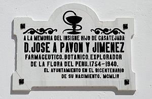José Antonio Pavón cover