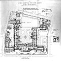 Plan of London hospital, Whitechapel road, 1893. Wellcome L0011804.jpg