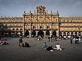 Plaza Mayor de Salamanca - Ayuntamiento (2934539494).jpg