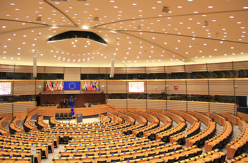 Parlamento europeo - Photo credit: Marco Ammon