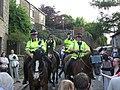 Police Horses in Delph - geograph.org.uk - 466634.jpg
