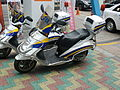 Police Motorcycles Busan Jungbu.JPG