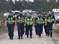 Polisinsats mot lokala protester för att bevara Ojnareskogen.jpg