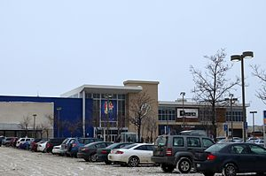 Polo Park - Image: Polo Park Shopping Centre in Winnipeg Manitoba (2013)