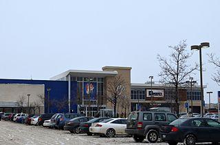 Polo Park Shopping Mall, Winnipeg, Canada