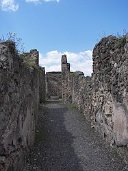 Pompeii street with column.jpg