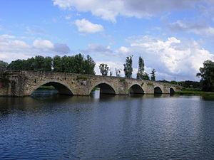 Ponte Buriano - Image: Ponte Buriano
