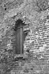 poortje in ringmuur zuid-zijde maat poort 88 x 199 poort tegenover hoofdpoort is oorspronkelijk met sluitbalk. - voorhout - 20245717 - rce