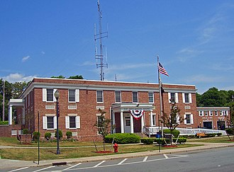 Port Jervis, New York - Image: Port Jervis city hall