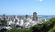 Port Louis Skyline