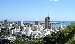 Panorama de Port Louis