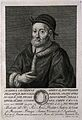 Portrait of Andrea Cesalpino (1519 - 1603) Wellcome V0001049.jpg