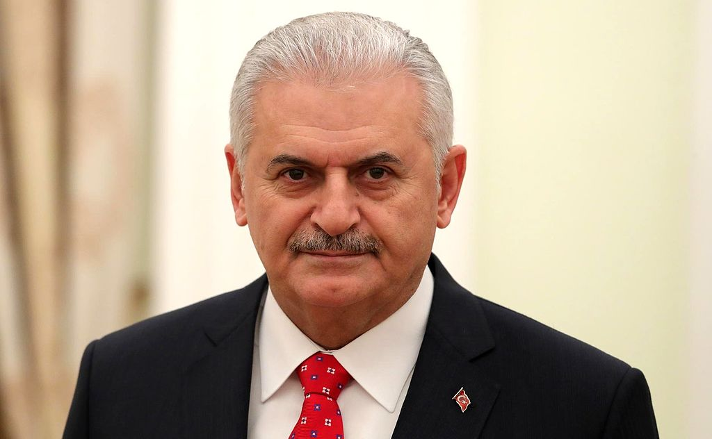 Portrait of Binali Yıldırım