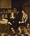 Portrait of Jacob de Vogelaer Amsterdam School Amsterdam Museum SA 7266.jpg