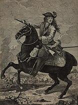 Jean Lord Cutts, Baron de Gowran