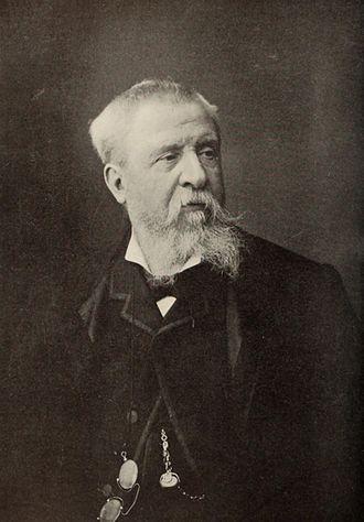 Louis-Ernest Barrias - Image: Portrait of Louis Ernest Barrias