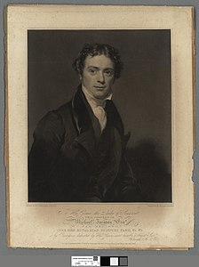Portrait of To His Grace the Duke of Somerset this portrait of Michael Faraday (4670717).jpg