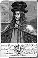 """Portrait of W. Ramesey from """"Treatise on wormes"""", 1668 Wellcome L0001620EB.jpg"""