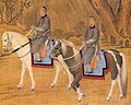 Portrait of the Emperor Troating for Deer - detail.jpg