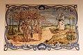 Portugal - Algarve - Odiáxere - wall tiles - village scene (25699495041).jpg