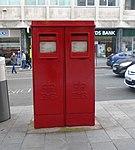 Post box, Lord Street, Liverpool.jpg