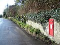 Postbox, Ditcheat - geograph.org.uk - 1702460.jpg