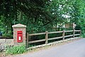 Postbox, Roughway Lane - geograph.org.uk - 1358469.jpg