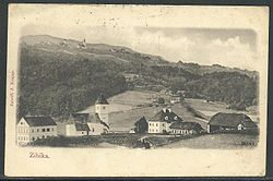 Postcard of Zibika 1910.jpg