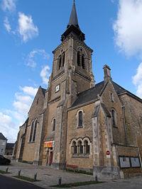 Précigné church.JPG