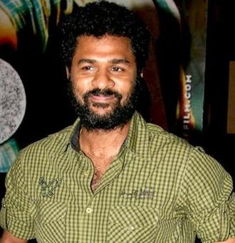 Prabhu Deva - Deva at a promotion for the film Wanted