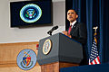 President Barack Obama speaking on the military intervention in Libya at the National Defense University 3.jpg