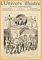 Press illustration on the cover of 'L'Univers illustré' for the 1892 vaudeville-opérette 'Les vingt-huit jours de Clairette' by Victor Roger – Gallica 2016.jpg