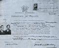 Prestes passaporte Antonio Vilar e esposa Maria Berguer Vilar 1936.png
