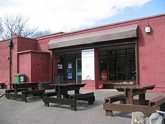 Prestongrange Industrial Heritage Museum - The Visitor Centre
