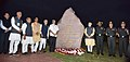 Prime Minister Narendra Modi dedicates the Shaurya Smarak to the nation.jpg