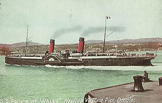 SS Prince of Wales (1887) - Image: Prince Of Wales 04