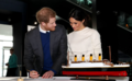 Prince Harry and Ms. Markle visit Titanic Belfast (40264182784).png