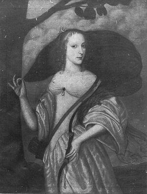Christine of Baden-Durlach - Image: Princess Christine of Baden Durlach